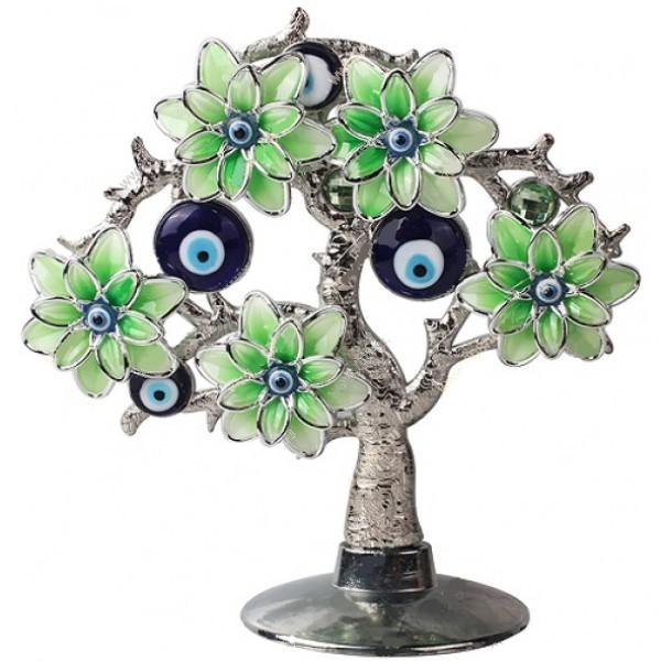 Деревья с глазами своими руками