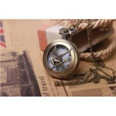 Часы карманные Сойка-пересмешница