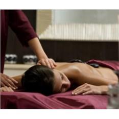 Китайский массаж спины с маслом Тонус