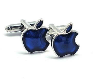 Синие запонки Запретный плод