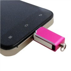 Флешка 16GB 2в1 USB и microUSB (для смартфонов)