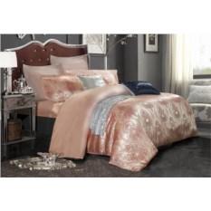 Шелковое постельное белье SEDA Орнамент Биассо от Kingsil
