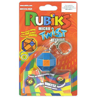 Брелок «Змейка Рубика»