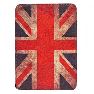 Чехол для iPad mini UK Flag