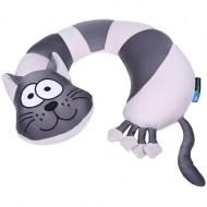 Подушка-игрушка для шеи «Кот»