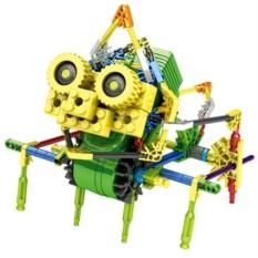Конструктор робота с мотором «Насекавр»