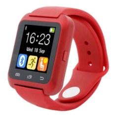 Красные умные часы Smart Watch U80