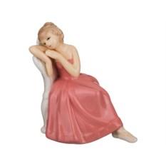Статуэтка Балерина, высота 11 см