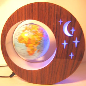 Глобус-светильник «Галактика»