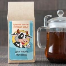 Чай Коровий жмых (первоапрельский)