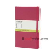 Розовая записная книжка Classic