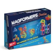 Магнитный конструктор Magformers Creative (90 деталей)