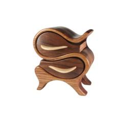 Комод-шкатулка «Волна»