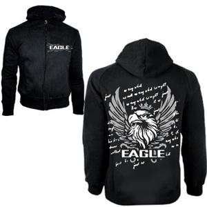 Толстовка на молнии FREEdom Eagle