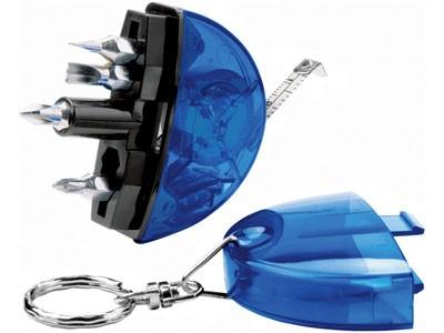 Брелок-рулетка на 1 м Кристалл