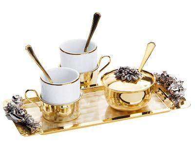 Кофейная пара «Завтрак императора»