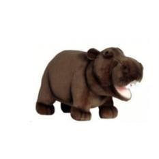 Мягкая игрушка Гиппопотам, 46 см