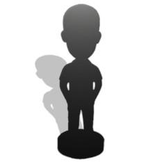 Статуэтка кукла-шарж по фото  Эксклюзив - 1 человек