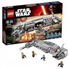 Конструктор Lego Star Wars Военный транспорт Сопротивления