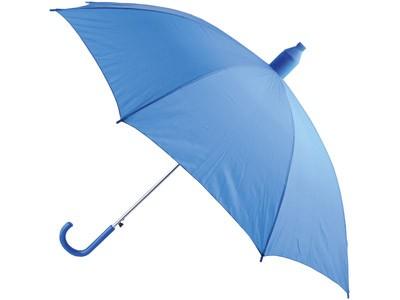 Зонт-трость, полуавтоматический в телескопическом футляре