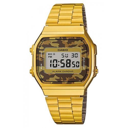 Мужские наручные часы Casio Standart Digital A-168WEGC-3E