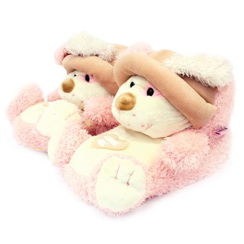 Тапочки-игрушки «Полли»