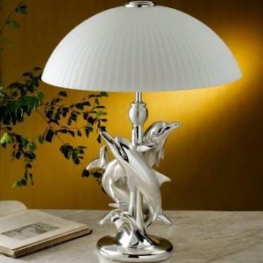 Лампа Дельфины