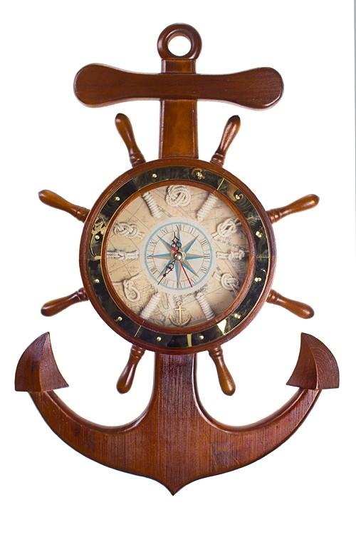 Настенные часы Корабельные атрибуты