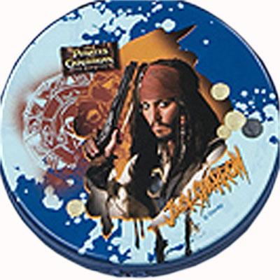 Футляр  для дисков «Пираты Карибского моря»
