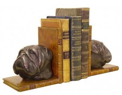 Держатель для книг Bulldog