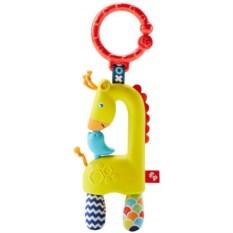 Погремушка-прорезыватель Fisher-Price Жираф