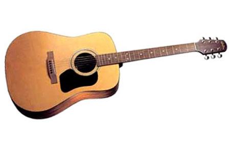 Акустическая гитара «Вестерн»