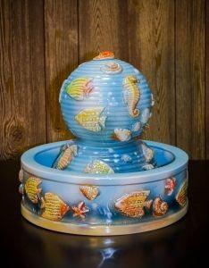 Настольный фонтан «Океан»