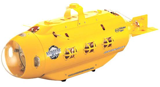 Подводная лодка NEPTUN, KIT