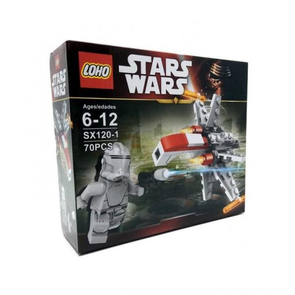 Конструктор Loho SX120-1 Stars Wars