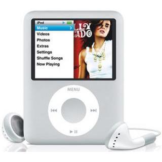 MP3-плеер Apple iPod Nano 8Gb 3G Sil