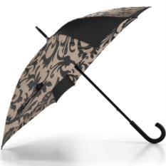 Зонт трость Umbrella baroque taupe