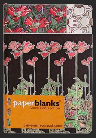 Записная книжка от Paperblanks Папавер