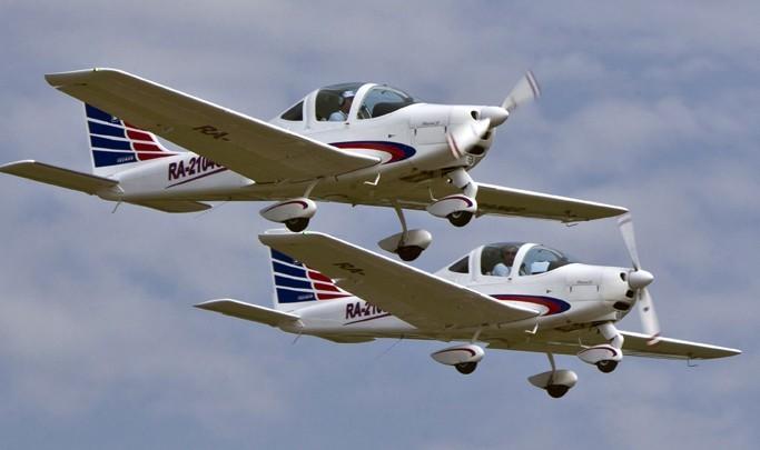 Сертификат 20 минут полета на Tecnam P2002 Sierra