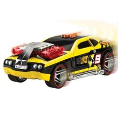 Желтая электромеханическая машинка Toy State Hot Wheels