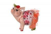 Копилка «Свинка нарядная»