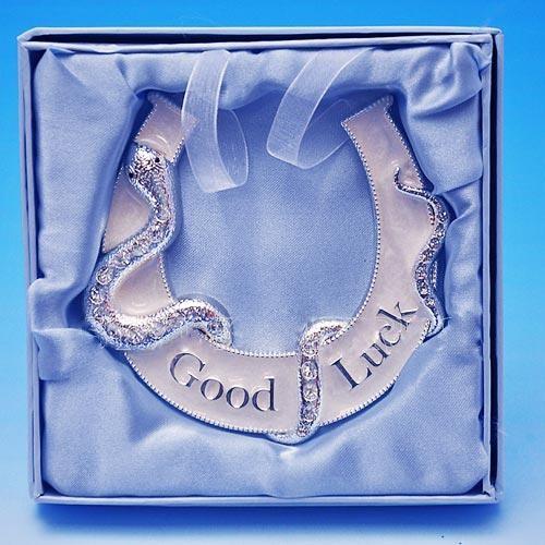 Подкова со змеёй «Удачи»