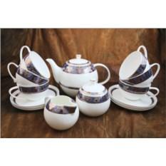 Чайный сервиз Тамерлан на 6 персон