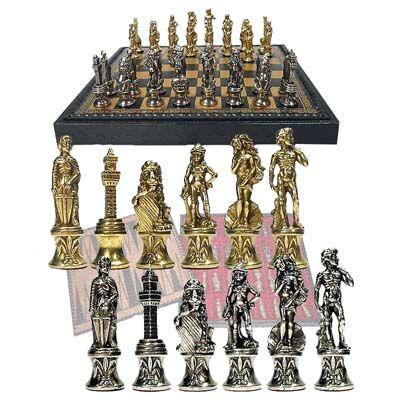 Шахматы «Микельанджело»