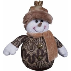 Мягкая игрушка Снеговик