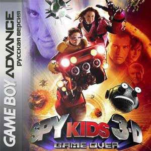 Игра для Game Boy Advance: Дети Шпионов