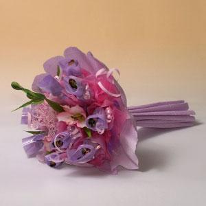 Букет из конфет «Танец цветов»