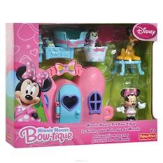 Игровой набор Minnie Mouse Питомцы Минни