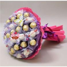 Букет из конфет Италия