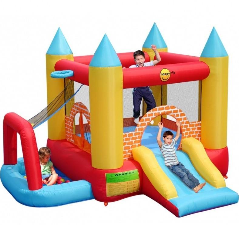 Детский игровой центр 4 в 1 Мини Замок